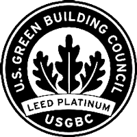 LEED Platinum Seal
