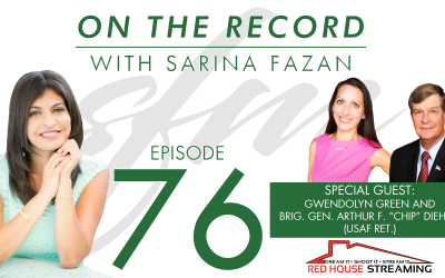 On The Record with Sarina Fazan Episode 76: Helping Veterans Heal